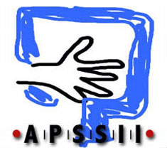 Logo de l'APSSII (association de patients souffrant du syndrome intestin irritable) ou colopathie fonctionnelle